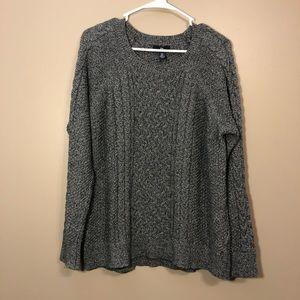 GAP Braided Sweater